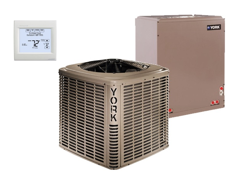 Peace Of Mind Air Conditioners Packages Residential Commercial Cooling Services